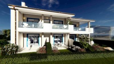 Сардиния апартаменты на первой линии с волшебным видом на море в новом комплексе N376/000