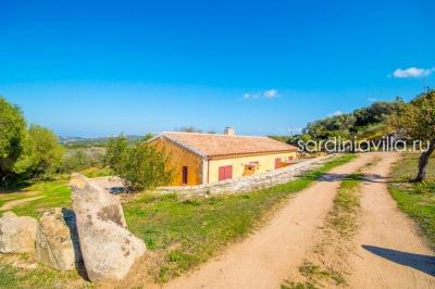 Сардиния продаётся дом с великолепным видом на море курорт Палау N000/359